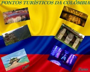 Pontos Turisticos Colombia Caio e Keren