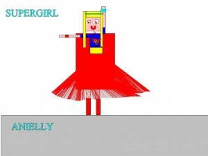 SUPERGIRL ANIELLY