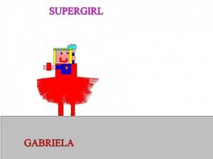 SUPERGIRL GABRIELA