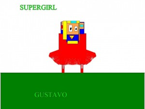 SUPERGIRL GUSTAVO