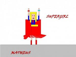 SUPERGIRL MATHEUS