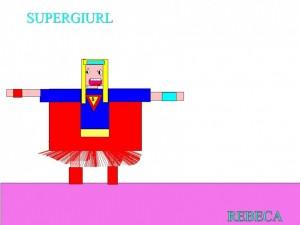 SUPERGIRL REBECA
