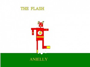 THE FLASH - ANIELLY