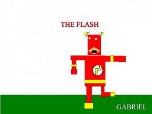 THE FLASH - GABRIEL