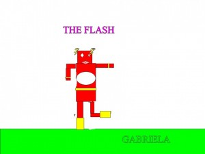 THE FLASH - GABRIELA