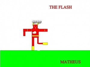 THE FLASH - MARIA CLARA