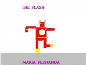 THE FLASH - MARIA FERNANDA