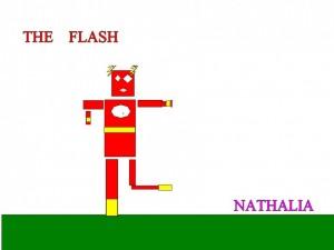 THE FLASH - NATHALIA