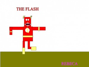 THE FLASH - REBECA