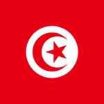 Bandeira Tunísia