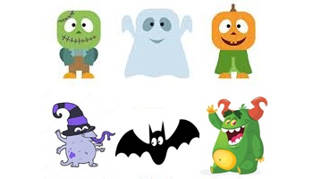 Personagens Halloween (0)