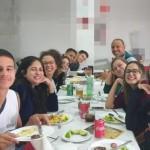 Almoço com alunos (1)