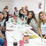 Almoço com alunos (2)