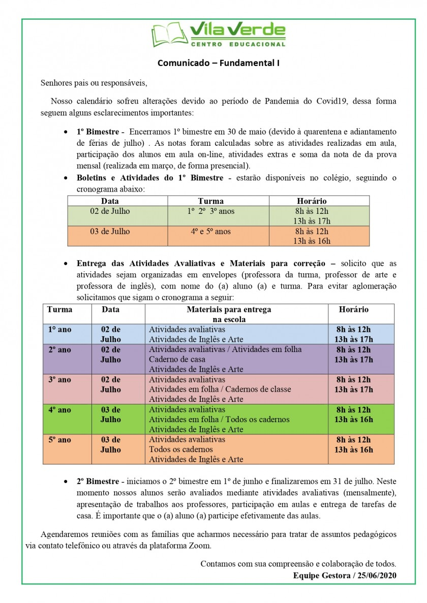 COMUNICADO FECHAMENTO DO 1ºBIMESTRE Fundamental I_page-0001