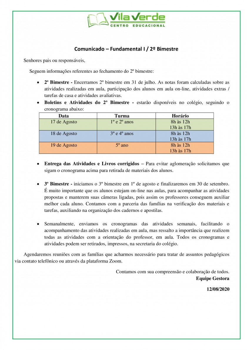 COMUNICADO-FECHAMENTO-DO-2º-BIMESTRE-Fundamental-I
