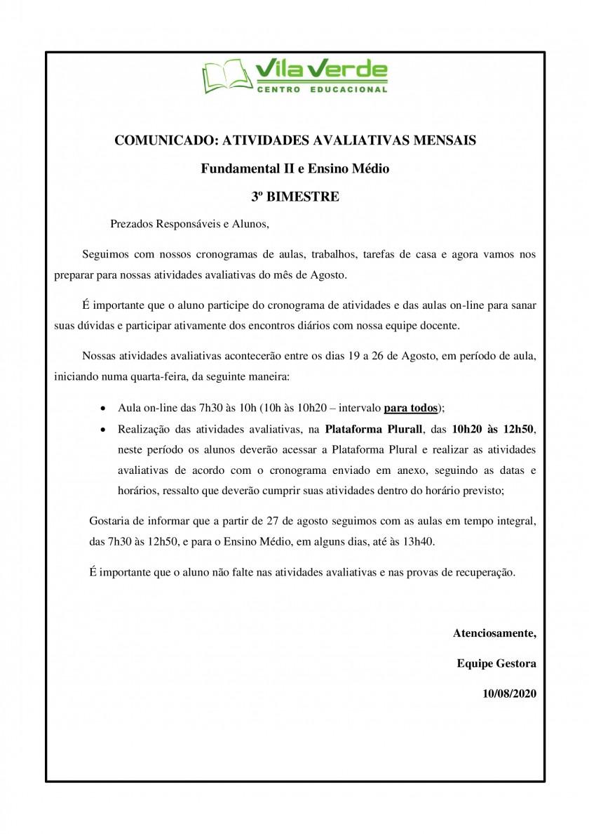 Comunicado-Cronograma-de-Atividades-avaliativas-MENSAIS-3º-bimestre-Fund-II-e-médio