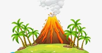 vulcao imagem